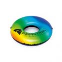 Deals List: Ozark Trail Inflatable Rainbow River Tube, Single Rider