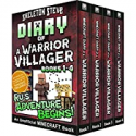 Deals List: Diary of a Minecraft Warrior Villager Box Set 1 Kindle Edition