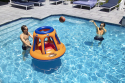 Deals List: Swimline 90285 Giant Shootball Floating Pool Basketball Game, 1-Pack, Orange/Blue