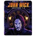 Deals List: John Wick: Chapters 1-3 [4K + Digital] [Blu-ray]