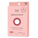 Deals List: Rael Acne Pimple Healing Patch - Absorbing Cover, Invisible, Blemish Spot, Hydrocolloid, Skin Treatment, Facial Stickers, Two Sizes 10mm & 12mm (96 Count)
