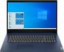 "Deals List: Lenovo - Ideapad 3 17 17"" Laptop - Intel Core i5 - 8GB Memory - 1024GB HDD - Abyss Blue, 81WF004CUS"