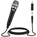 Deals List: Moukey Dynamic Cardioid Home Karaoke Microphone