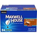 Deals List: Maxwell House House Blend Medium Roast K-Cup Coffee Pods (84 Pods)