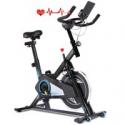 Deals List: Studio Exercise Bike Indoor Cycle Exercise Indoor Bike
