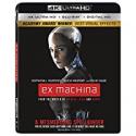 Deals List: Ex Machina 4K Ultra HD + Blu-ray + Digital HD