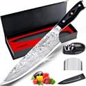 Deals List: MOSFiATA 8-in Super Sharp Professional Knife w/Finger Guard