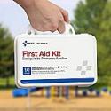 Deals List: Pac-Kit 6060 57 Piece #10 ANSI First Aid Kit, Weatherproof Plastic Case