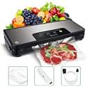 Deals List: Blusmart 80Kpa Stainless Steel Food Sealer w/Dry and Moist Modes