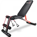 Deals List: Pelpo Weight Bench for Full Body Workout with 6 Positions