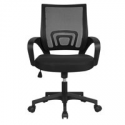 Deals List: Smilemart Adjustable Mid Back Mesh Swivel Office Chair w/Armrests