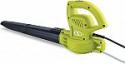 Deals List: Sun Joe SBJ597E 6-Amp 155 MPH Electric Leaf Blower, Green