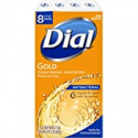 Deals List: 8-Pack Dial Antibacterial Bar Soap, Gold, 4 Ounce