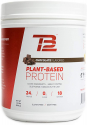 Deals List: TB12 Plant Based Protein Powder, Chocolate Flavor - Vegan, 1g Net Carb, Non-GMO, Dairy-Free, Sugar-Free, Sustainably Sourced Pea Protein (18 Servings / 1.33lbs)