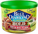 Deals List: Blue Diamond Almonds, Bold Spicy Dill Pickle, 6 Ounce