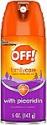 Deals List: Off! Family Care Picaridin Aerosol, 5 OZ (Pack - 1)