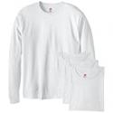 Deals List: Hanes Men's Long-Sleeve ComfortSoft T-Shirt (Pack of 4)