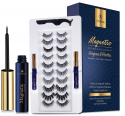 Deals List: Arishine Magnetic Eyeliner and Lashes Kit, Magnetic Eyeliner for Magnetic Lashes Set, With Reusable Lashes [5 Pairs]