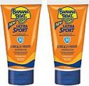 Deals List: Banana Boat Ultra Reef Friendly Sunscreen Lotion, Broad Spectrum SPF 30, TSA Approved, Sport, 3 Ounce (Pack of 2)