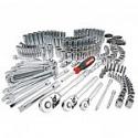 Deals List: Craftsman 243-Piece Standard (SAE) and Metric Combination Polished Chrome Mechanics Tool Set
