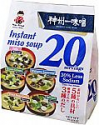 Deals List: 20-Servings Miyasaka Instant Miso Soup 5 Flavors Varierty Pack (30% Less Sodium)