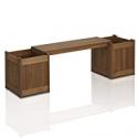 Deals List: Furinno FG16011 Tioman Patio Furniture Hardwood Planter Box