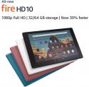 """Deals List: Certified Refurbished Fire HD 10 Tablet (10.1"""" 1080p full HD display, 32 GB) – Black"""