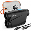 Deals List: ACEGMET Golf Rangefinder 650 Yards Flag Lock