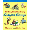 Deals List: The Complete Adventures of Curious George Kindle Edition