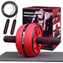 Deals List: Jungle Ab Roller Wheel Workout Equipment