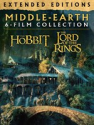 Deals List: Middle Earth Extended Editions 6 Film Collection 4K UHD Digital