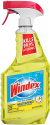 Deals List: Windex Multi-Surface Cleaner and Disinfectant Spray Bottle, Scent, Citrus Fresh, 23 Fl Oz (Pack of 1)
