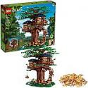 Deals List: LEGO Ideas 21318 Tree House Building Kit (3,036 Pieces)