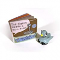 Deals List: Mo Willems The Pigeon Needs a Bath Book with Pigeon Bath Toy