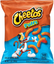 Deals List: Cheetos Puffs Cheese Flavored Snacks, 0.875 Ounce, Pack of 40