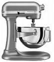 Deals List: KitchenAid Professional 5 Plus Series 5-Quart Bowl-Lift Stand Mixer (KV25G0XSL) (Silver)