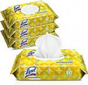 Deals List: 4 x 80 count Lysol Handi-Pack Disinfecting Wipes