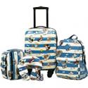 Deals List: Travelers Club Boys 5 Piece Kids Luggage Travel Set