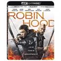 Deals List: Robin Hood [4K UltraHD] [Blu-ray]