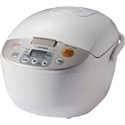 Deals List: Zojirushi NL-AAC10 Micom Rice Cooker (Uncooked) and Warmer, 5.5 Cups/1.0-Liter, 1.0 L,Beige