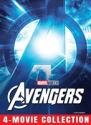 Deals List: Avengers 4-Movie Collection HD Digital