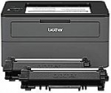 Deals List: Brother Compact Monochrome Laser Printer, HL-L2370DWXL Extended Print, Up to 2 Years of Printing Included, Wireless Printing, Amazon Dash Replenishment Ready