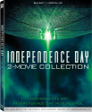 Deals List: Independence Day: 2-Movie Collection Blu-ray + Digital 2 Discs