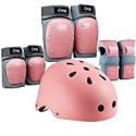 Deals List: PHZ. Child/Adults Bike Helmet Protection Gear Set PHZ007-5