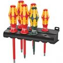 Deals List: Wera 5347777001 Kraftform Plus 160i/168i/6 Screwdriver Set 6pc