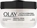 Deals List: Olay Active Hydrating Cream Face Moisturizer, 1.9 fl oz