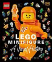 Deals List: LEGO Minifigure A Visual History New Edition: With exclusive LEGO spaceman minifigure