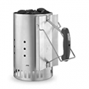 Deals List: Weber 7429 Rapidfire Chimney Starter, Silver
