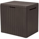 Deals List: Keter City 30 Gallon Resin Deck Box for Patio