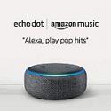 Deals List: Amazon Echo Dot + 1 Month Amazon Music Unlimited